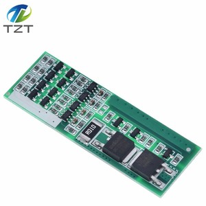Image 5 - 4S 8A Polymer Li ion Lithium Battery Charger Protection Board For 4 Serial 4pcs 3.7 Li ion Charging Protect Module BMS