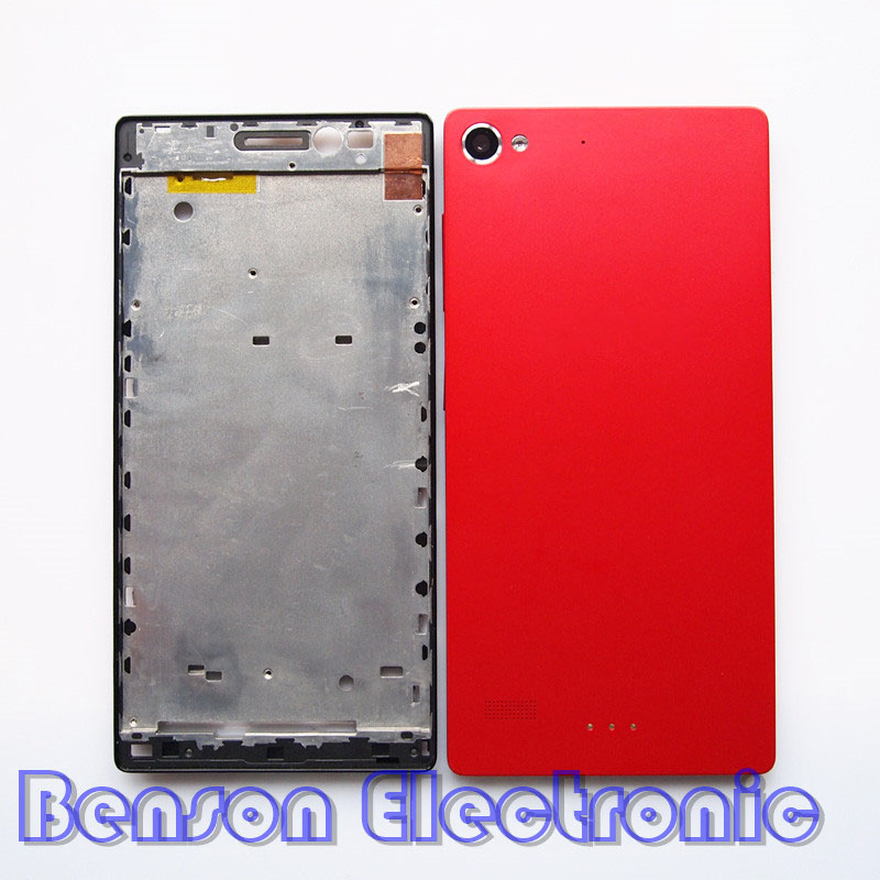 Phone Pouch Baansam New Lcd Holder Screen Front Frame For Zuk Z2 5 Inch Housing Case No Power Volume Buttons
