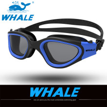 WHALE Brand Professional Anti Fog Swimming Goggles Coating Kids Swim Glasses Men Women Children Goggles Swim Eyeglasses