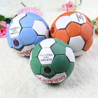 Size 1 2 3 HandBall Ball Hand Sewn Leather Match Training Official Professional Beach Sports Balls
