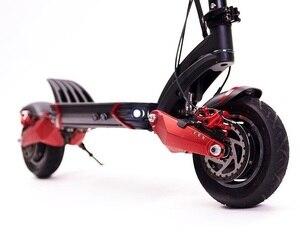 Новейший скутер Zero 10X 10 дюймов с двойным мотором, высокоскоростной Электрический скутер 60В 2400 Вт, бездорожье, e-scooter 65 км/ч, подарочная сумка