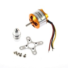 4 Pieces A2212 1000Kv Brushless Outrunner Motor For Airplane Aircraft Quadcopter VEG65 T51
