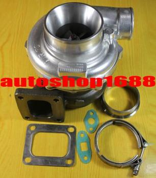 T4-2 GT35 GT3582 T4 T04R T04S T04Z a/r 0 70 a/r  68 T4 3 00 inch V-band  water and oil cooled turbo turbocharger