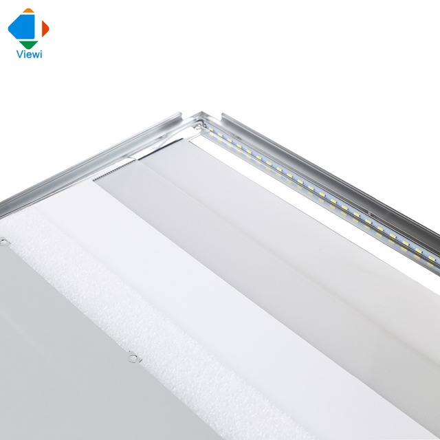 Superb 6x Led Panel 600*600 Ceiling Board Lamp Board 36w 48w Office Lamp  Waterproof High