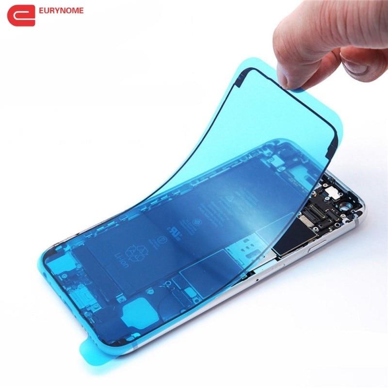 Waterproof Adhesive Sticker for IPhone X XS MAX XR 6 6s 7 8 plus LCD Display Frame Bezel Seal Tape Glue Adhesive 3M Repair Parts