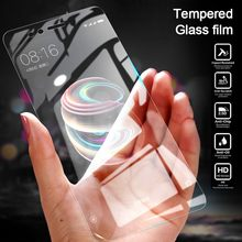 4pcs/Lot Tempered Glass For Huawei Y9 2018 Y6 Y5 2019 Y7 Prime Y5II Y6II II Explosion Proof Screen Protector(China)