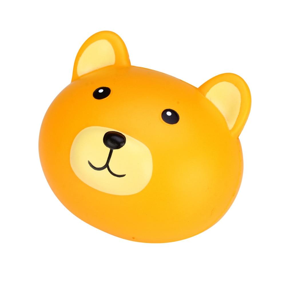 Teddy Bear Squishys Lambat Naik Jumbo Licin Mainan 10 Pcs / Lot Novelty Rilis Bola Mainan Squishies Kawaii Berlisensi Mainan 11 CM