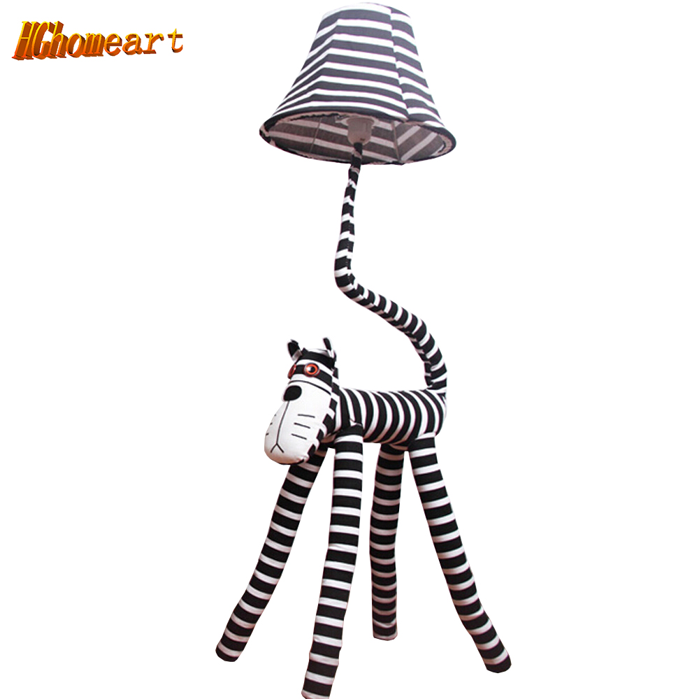 High Quality Cartoon Kids Floor Lamp 110V/220V E27 Cute Cat Star People Led Floor Lamps Decorative Floor Lamps Bedside Lamp creative cute cat pattern antiskid floor mat