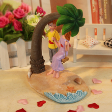 Home Accessories Resin resin love Miniature Garden figurine House Ornaments