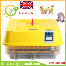 New 1 Pcs home 220V mini digital 39 chicken eggs incubator automatic egg incubator