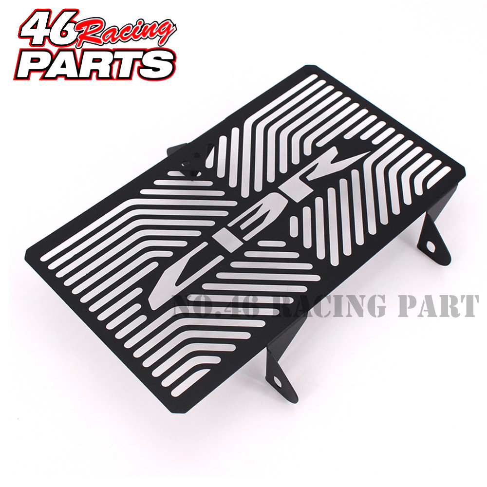 Black Motorcycle Accessories Radiator Guard Protector Grille Grill Cover For Honda CBR 250R CBR250R 2010 2011 2012