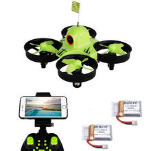 Reikirc R36HW FPV RC Drone with 480P HD Wi-Fi Camera Live Video Feed 2.4GHz 6-Axis Gyro Quadcopter for Kids & Beginners(China)