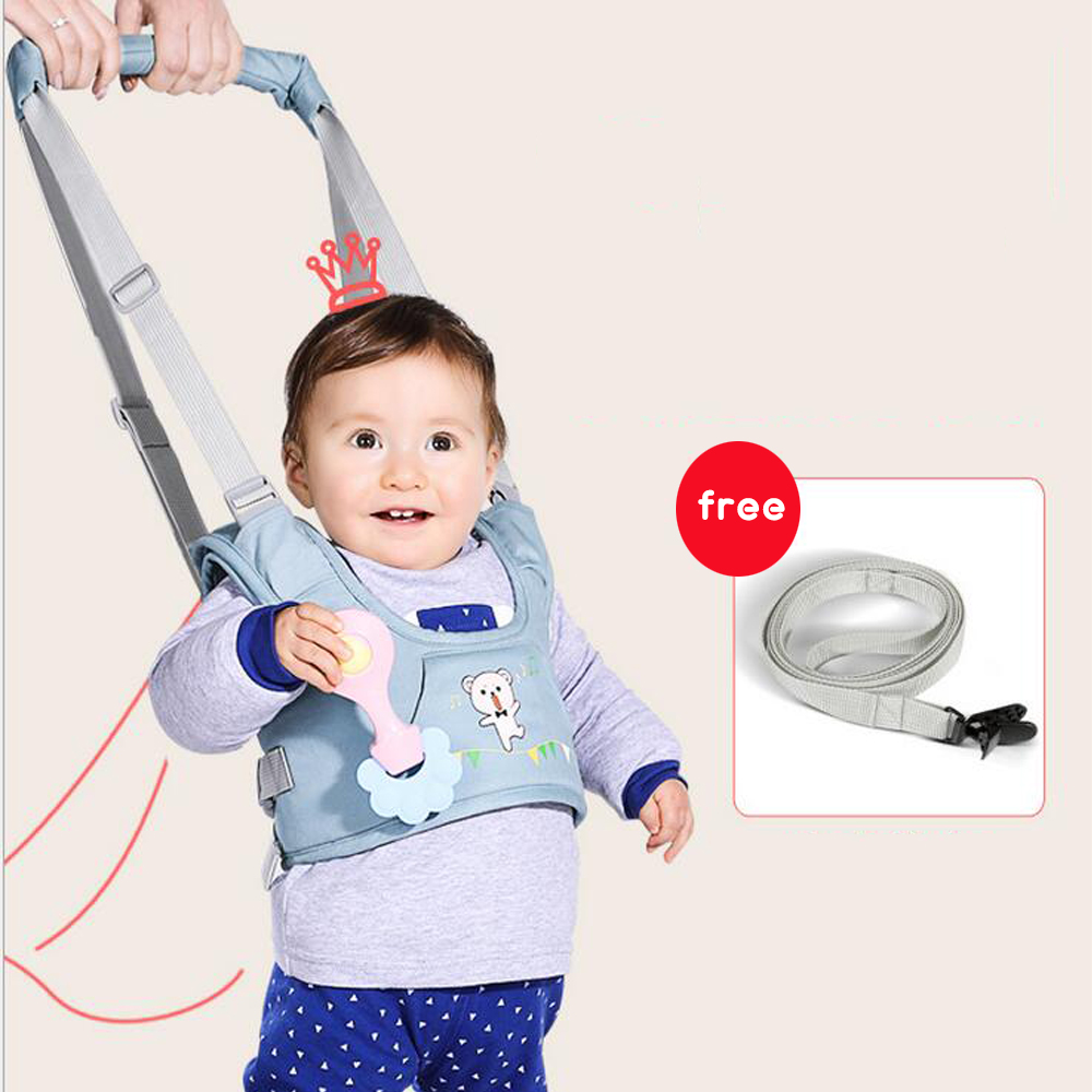 Babywalker bébé bambin marche Assistant ceinture de protection porter Trooper marche harnais apprentissage Assistant apprentissage marcheur ailes