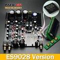 Assembled HiFi ES9028PRO +TCXO 0.1PPM 4 Layer DAC decoder board, support Amanero iis / XMOS USB Card