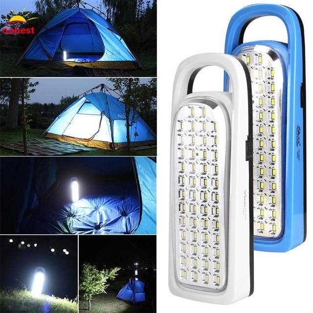 Outdoor rechargeable lights outdoor lighting ideas oobest outdoor camping tent lamp lights portable led emergency light home rechargeable lantern for night aloadofball Image collections