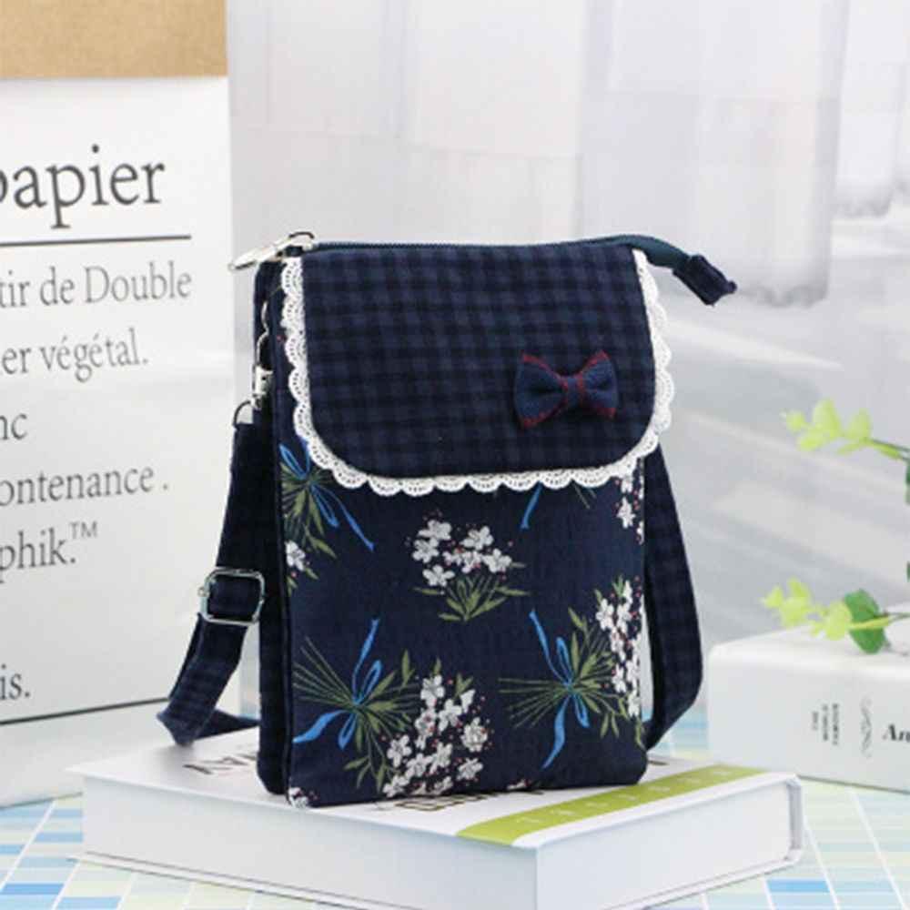 Creative Pastoral Style Handbag Small Messenger Crossbody Bag Portable Shoulder  Bags Women Tote Bags 7ca57e4ca9c79