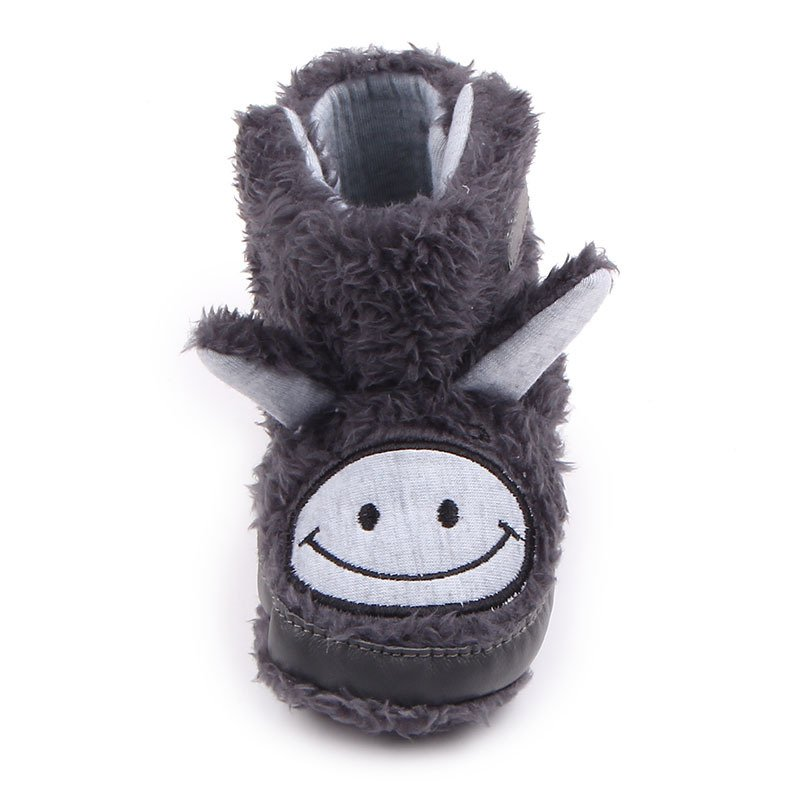 New Winter Warm Snow Infant Toddler Kids Shoes Baby Boys Girls Soft Sole Baby Shoes For Infants 0-12 M New Arrival P1