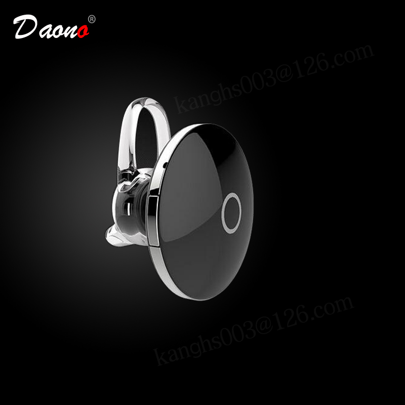 Daono 2017 mini estéreo de música auricular bluetooth 4.0 wireless bluetooth hea