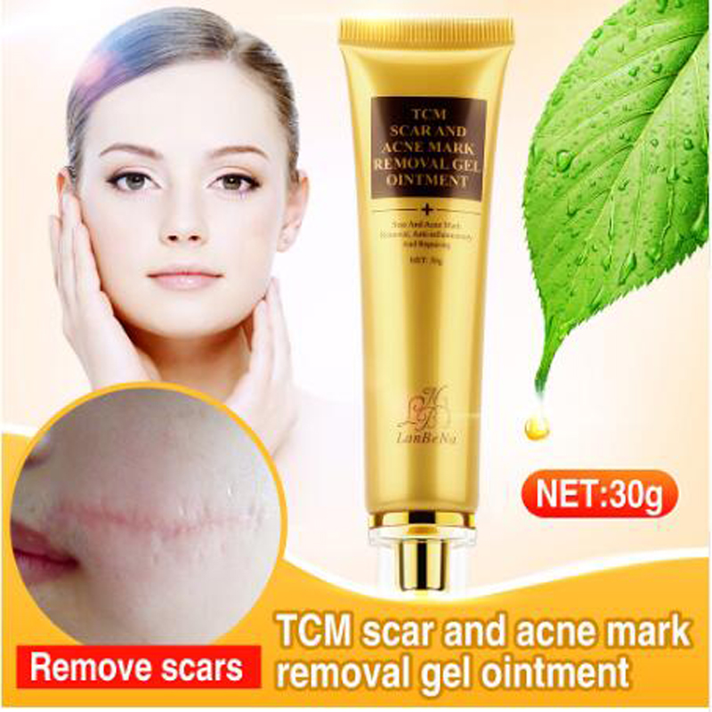 LANBENA Acne Scar Removal Strentch Marks Acne Treatment Shrink Pores - Hudpleie - Bilde 2