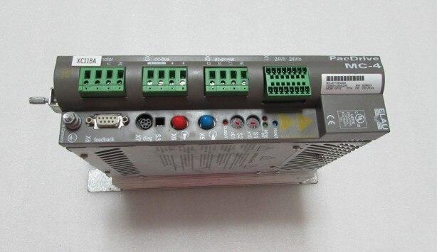 ELAU PacDrive MC-4 MC4 Typ/11/03/400 uesd em bom estado