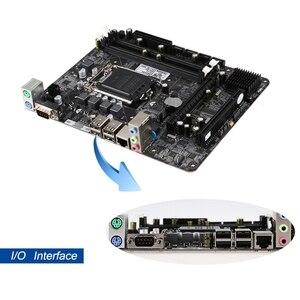 Image 4 - PPYY חדש P 57 Pm 55 P55 האם שולחן העבודה Lga1156 מחשב האם מקסימום 8Gb 2 x Ddr3 1333 /1066Mhz Usb2.0 Mainboard