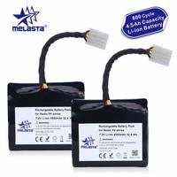 Melasta 2Pack 7 2V 4Ah Li Ion Battery For Neato XV XV 21 XV 11 XV
