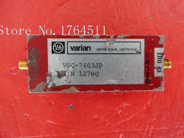 [BELLA] VARIAN VSC-7463JP 15V SMA Supply Amplifier
