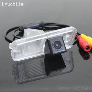 Image 2 - Lyudmila كاميرا خلفية ذكية لركن السيارة ، كاميرا خلفية عالية الدقة لـ Hyundai Creta / ix25 2014 ~ 2017