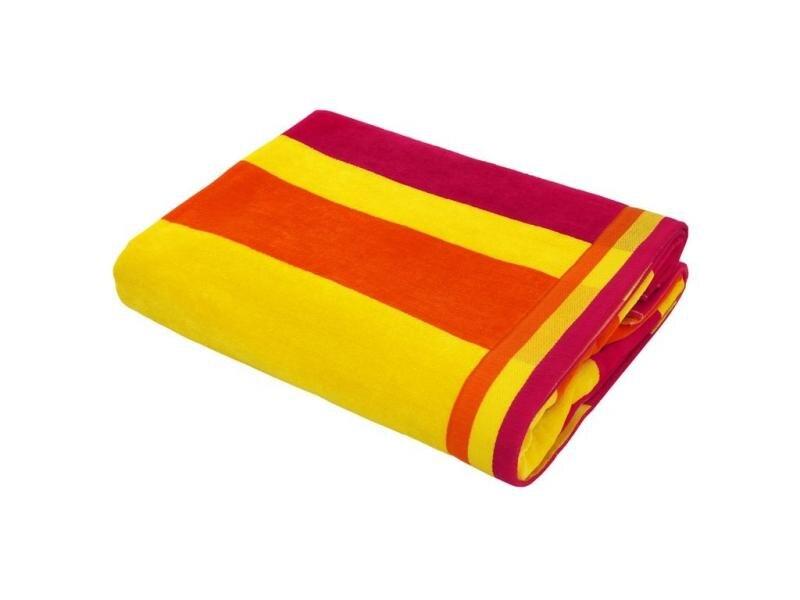 towel bath wellness симпл 70 140 cm peach Towel bath WELLNESS, VBEACH4 MALE, 90*160 cm