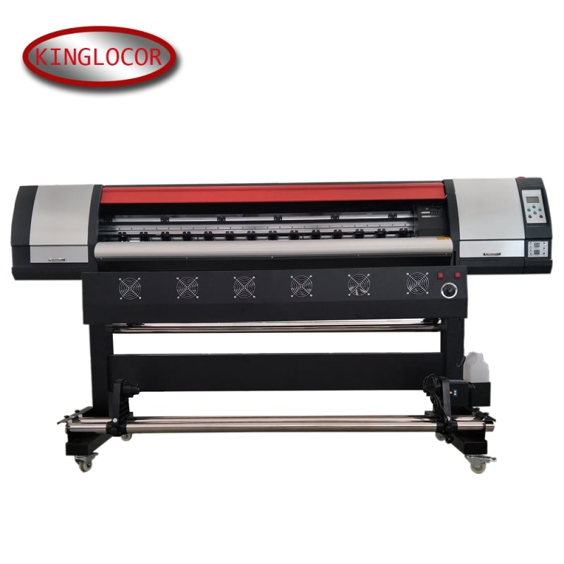 eco solvent printer with one 5113 printhead professional printer