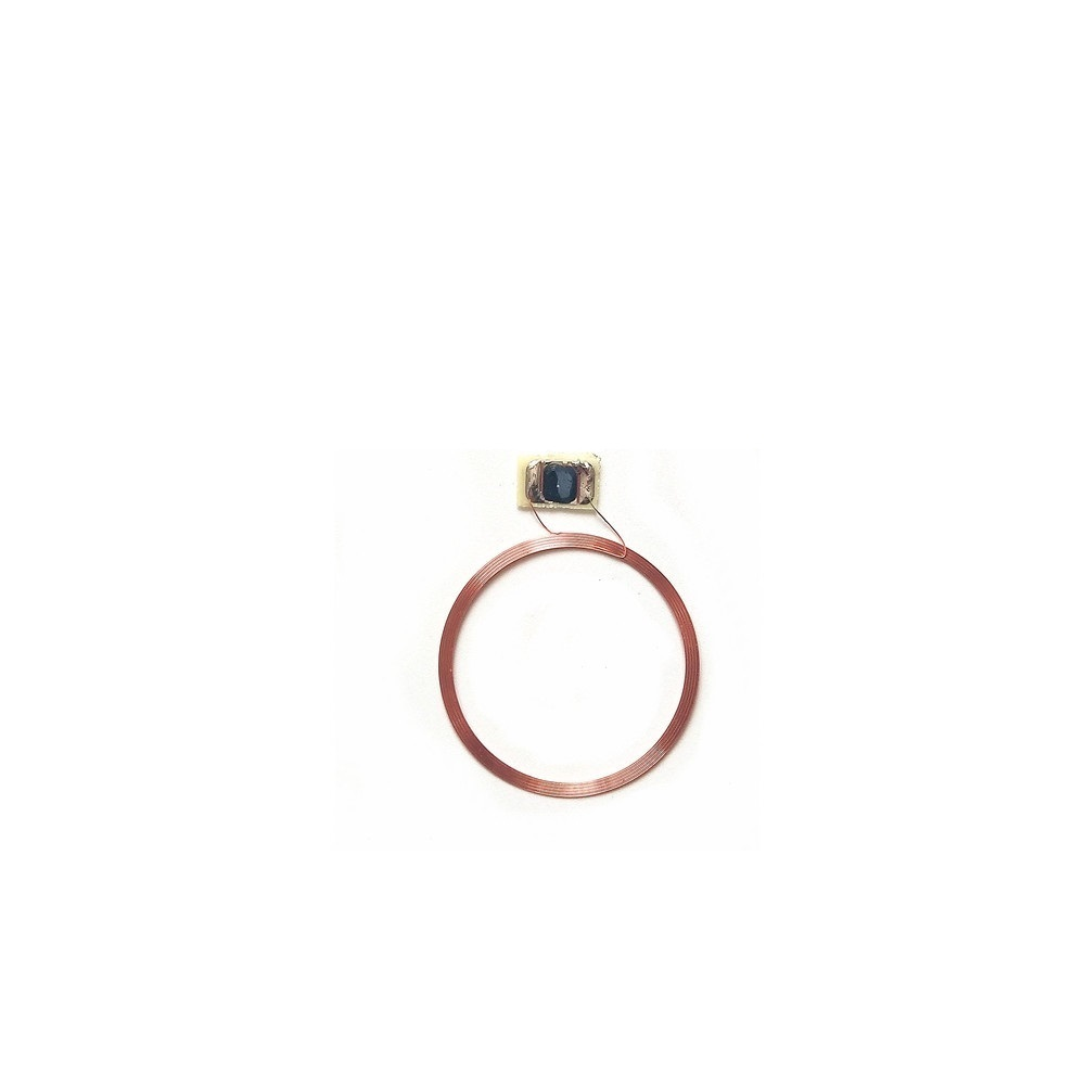 NFC Coil UID Changeable RFID Card with Block Writeable Chip for MF1 1K S50 1pcs rfid nfc s50 mf1 fm08 chip writable smart ic pvc blank card 1k memory with iso14443 a b 13 56mhz