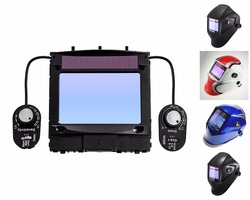 Welding Filter View Size 100x65mm (3.94x2.56) Solar 4 Sensors Auto Darkening 1111 Full Range Shade 4(3)-13 for Welding Helmets