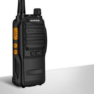 Image 1 - Baofeng S88 2 Mini Walkie   talkie Wireless แบบพกพาส่วนตัวไดรฟ์โรงแรม Tourie Security Walkie   talkie 5 KM วิทยุ Comunicador