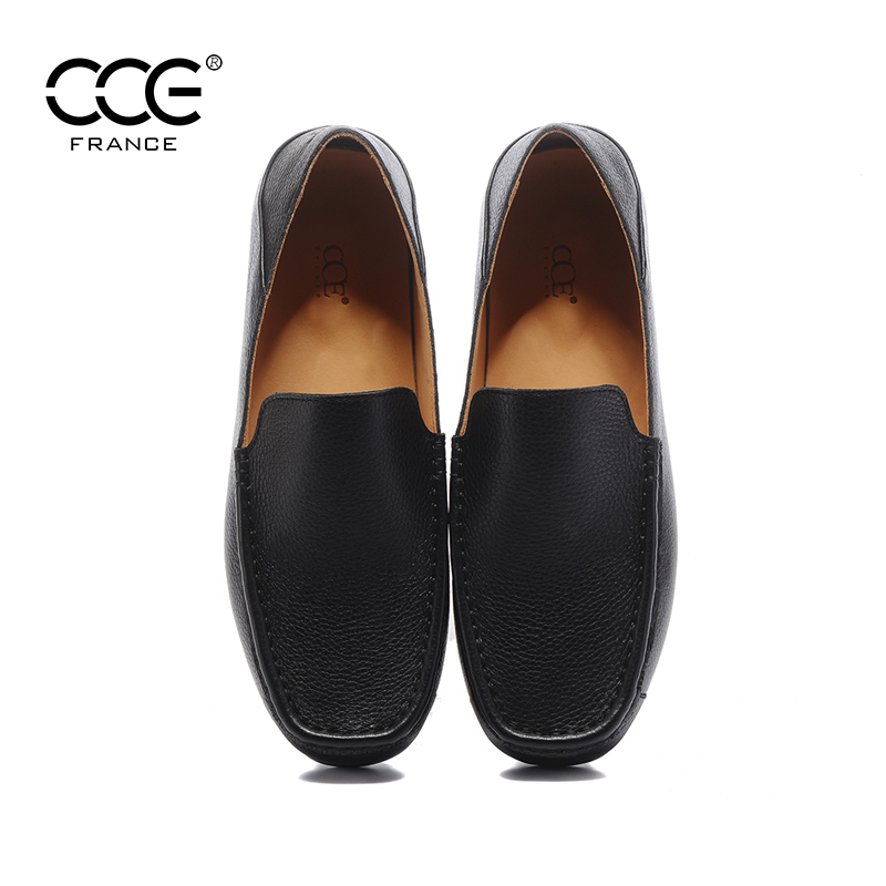Cómodo Mocasines Verano Zapatos Primavera Moda coffee 2016 Zapatos Black Encaje Hombre 6477 Guisantes Cce Nuevo Casual wxAqYXaWI