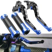 Motorcycle Adjustable Foldable Brake Clutch Lever Handle Hand Grips Set For Honda CBR1000RR CBR 1000 RR CBR1000 RR 2008 2016
