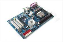 Nf4 754 needle motherboard ddr pcie 2500+cpu k8t890 nf3