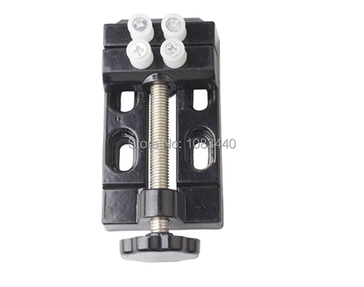 Marvelous Mini Bench Vice Part - 7: 1 Pcs High Quality Aluminium Mini Bench Vise Tools Improved Parallel-jaw  Vice For DIY