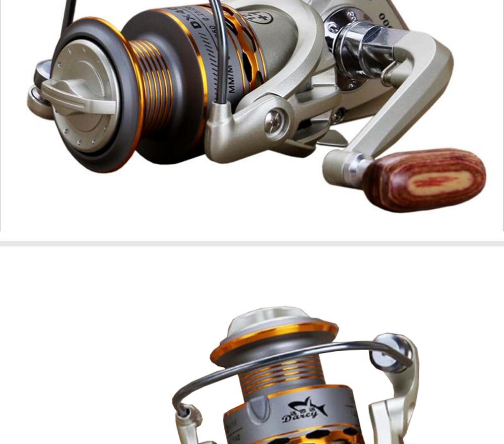 De Pesca de Metal Profissional para a