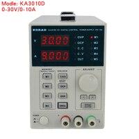 KORAD KA3010D 0 30V 0 10A High Precision Linear power supply Adjustable Digital Regulated Digital Control DC Power Supply