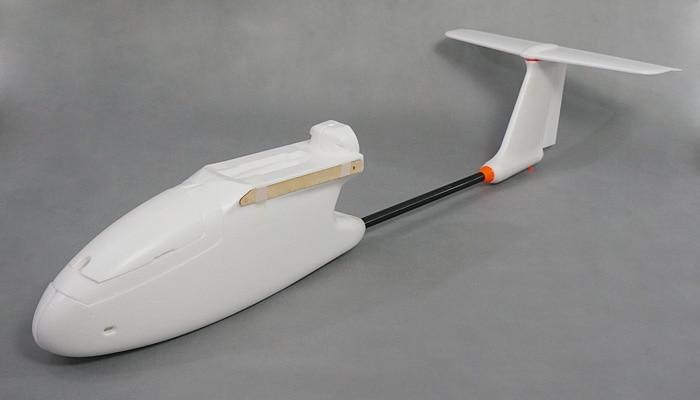 2013 New skywalker/2014 Skywalker 1800 Fuselage for RC plane (Standard version fuselage/Bottom horizontal tail version fuselage)