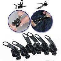 10 Packs  3-zise Zip Rescue Instant Repair Garment Kit Replace Zipper Pullers Sliders