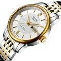 Switzerland Nesun мужские часы люксовый бренд часы Авто самовсасывающий механизм наручные часы сапфировые водонепроницаемые часы мужские N9162-1