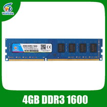 Dimm Ram DDR3 4gb 8gb 1600 PC3-12800 Memory Ram For All Intel And AMD Desktop Compatible ddr 3 1333 Ram