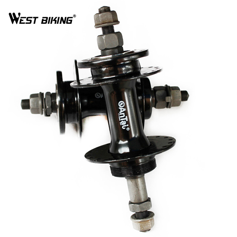Steel Material Quick Release Bike Hub Front Rear Mountain Road Bike Hubs Disc Card Bicycle Cycling Bike Disc Brake Bearing Hubs novatec d881 d882 mtb bike hubs fr am mountain bike disc hubs 15 mm rear hub front 12 x142 barrel shaft hub 32 holes page 6