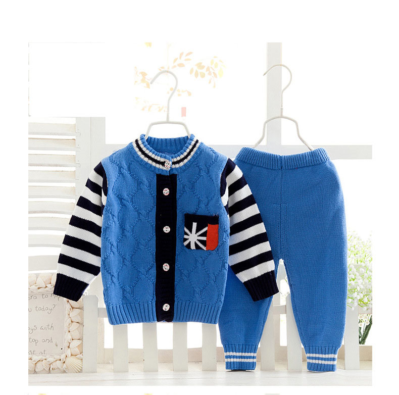 Jackets Sweater Cardigan Girls Sweater shirt+Pants Clothes Set Long Sleeve Newborn 0-12M Baby Sweater Knitted coat Baby Clothing toddler baby clothing baby suit outfit long sleeve 6 18month knitted cardigan baby boys girls sweater pants clothes set winter