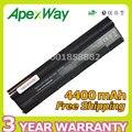 Apexway 6 celdas 4400 mah 11.1 v batería del ordenador portátil para asus a31-1025 a32-1025 1025 1025c 1025ce 1225 1225b 1225c r052 r052c r052ce