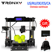 Hot Selling Auto Leveling Large Printing Size Precision Reprap Prusa I3 3d Printer DIY Kit With
