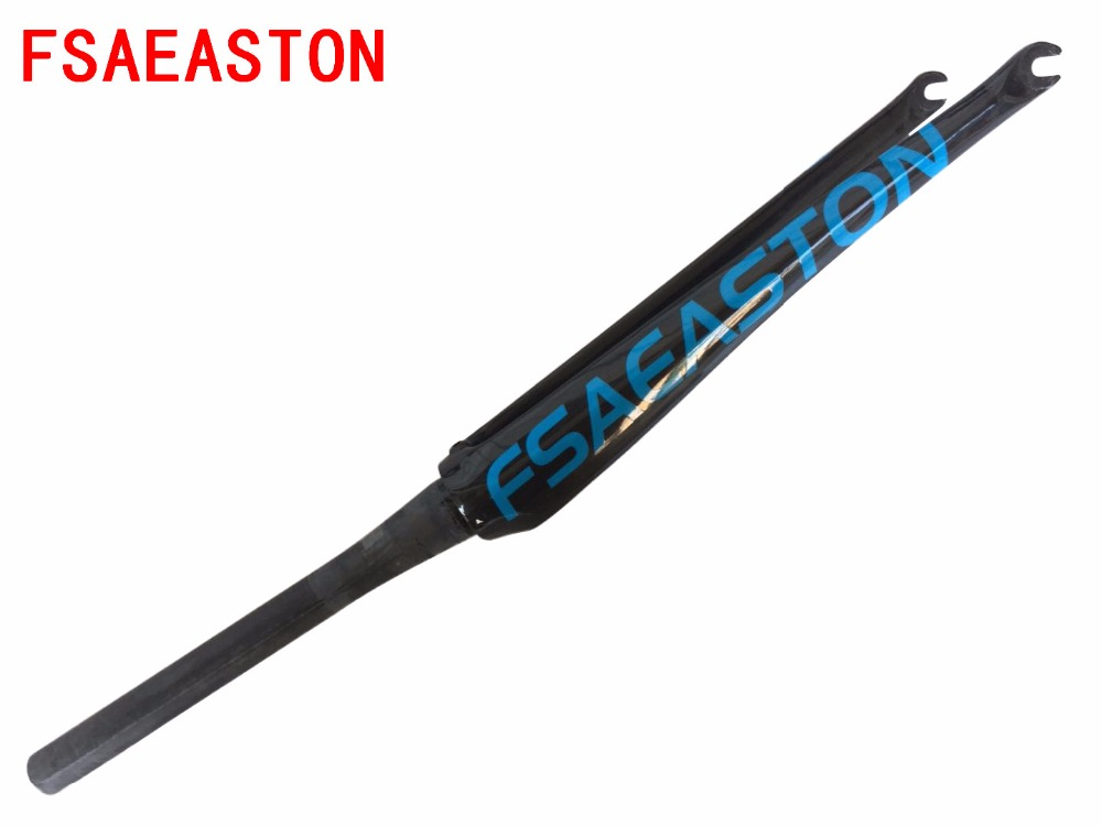 New FSAEASTON full carbon fiber bicycle highway 700CC fork new fsaeaston carbon fiber bicycle parts about a pair of pedal