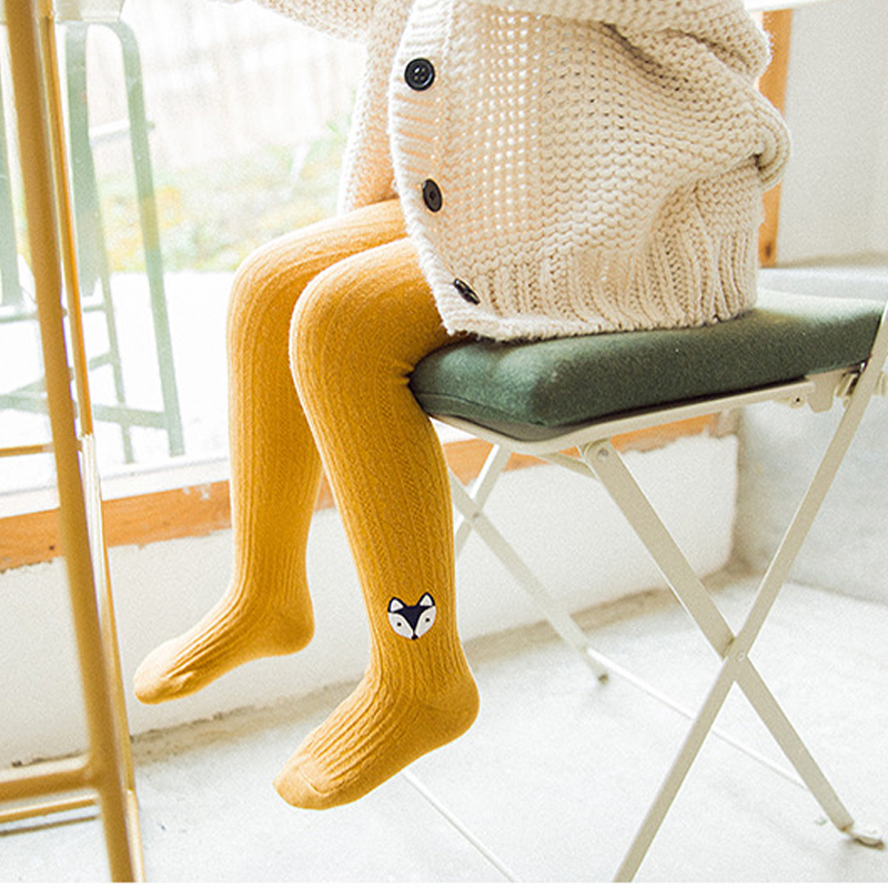 Warmers, Knit, Children, Girl, Tights, For