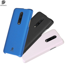 Case for Oneplus 7 & 7 Pro 1+7 Soft Pu Leather Funda Shockproof Bumper Protective Non-slip Anti-Fingerprints Mobile Phone Cover